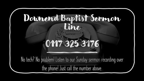 Sermon Line